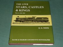 GWR STARS, CASTLES & KINGS PART 2  1930-65 ; THE (Nock 1973)